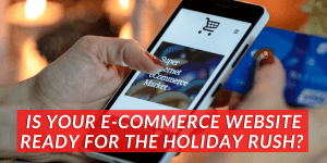 Get your business ready for people's holiday rush!