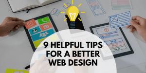 Tips on web design