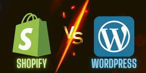Which is better between Shopify and WordPress?